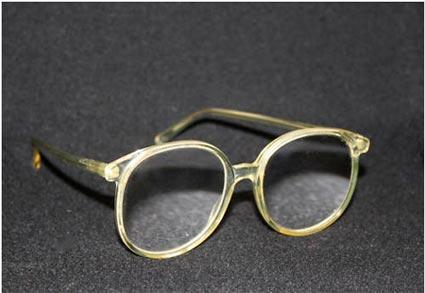 バグルス時代のメガネ