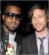 Kanye WestとSpike Jonze image