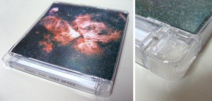 CDケース 丸み