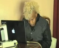 Sly Stone & Mac Book
