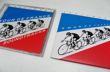 Tour De France 新旧ジャケット