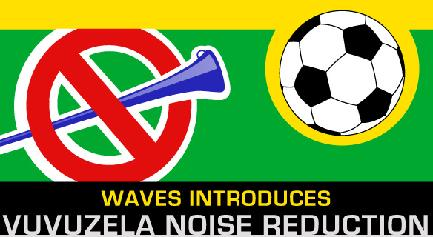 Vuvuzela Noise Reduction Solution