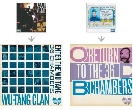 Wu-Tang Design Remix Project
